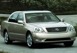 lexus ls zdjecia lexus ls430 2001 lexus ls lexus samochody zdjęcia