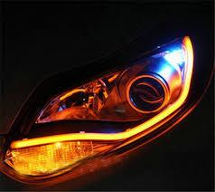 led light strip turn signal switchback running light turn signal led strip light automo