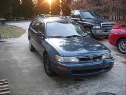 1996 toyota corolla price 1995 toyota corolla wagon specifications pictures prices