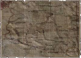 Fallout 3 Full Map Wasteland 2 Map Official Wasteland 3 Wiki