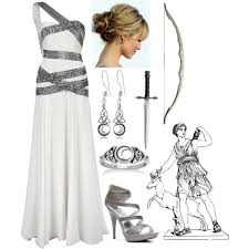 Athena Halloween Costume 65 Artemis Goddess Hunt Images Fandom