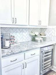 backsplash for white kitchens an farmhouse because a modern gem white blinds kitchen