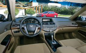 2009 honda accord information and photos zombiedrive