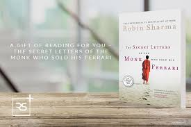 the monk who sold his audio free a gift of reading for you the secret letters of the monk who
