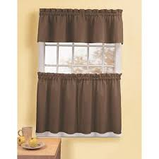 Walmart Kitchen Curtains 52 Best Kitchen Curtains Images On Pinterest Kitchen Curtains