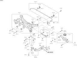 rear suspension control arm for 2012 kia sportage kia parts now