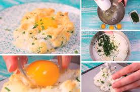 cuisiner les oeufs l œuf nuage découvrez une ère inédite de cuisiner les œufs