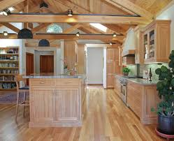 decorating fascinating oak cabinets as kitchen furniture ideas