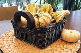 make these 9 beautiful baskets to spice up your fall decor the