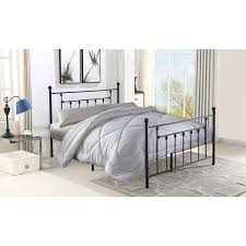 best 25 metal bed frame queen ideas on pinterest metal bed