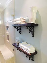 Shelves In Bathrooms Ideas Bathroom Interior Diy Bathroom Storage Ideas Building Shelves