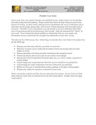 astonishing sample cover letter for english portfolio 37 about