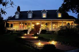 Landscape Low Voltage Lighting Landscape Path Lights Basics Of Line Vs Low Voltage Systems