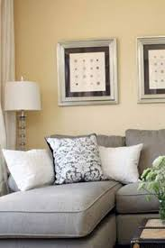 Living Rooms With Gray Sofas Yellow And Gray Rooms Grey Room Gray And Room