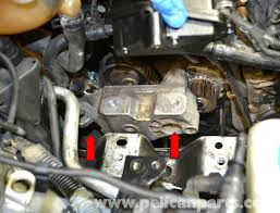 volkswagen golf gti mk iv engine mount replacement 1999 2005