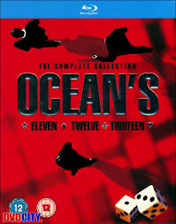 Oceans Twelve by Oceans Eleven Oceans Twelve Oceans Thirteen Dvdcity Dk