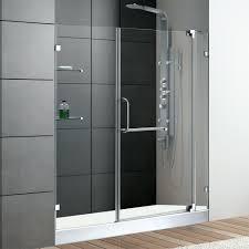 Kohler Frameless Sliding Shower Door Kohler Sliding Shower Door Frameless Doors Levity Revel Review
