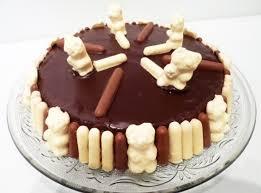 gateau cuisine gâteau d anniversaire bisounours la recette facile par toqués 2