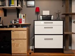 Two Drawer Filing Cabinet Ikea File Cabinet Grey With No Legs And Wheels Finished In Plain