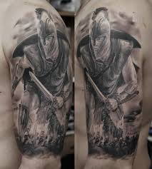 87 warrior tattoos meanings photos designs for men and women