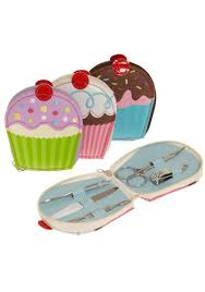 manicure set favors cupcake manicure set all things cupcake