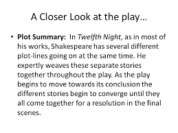 twelfth by william shakespeare ppt