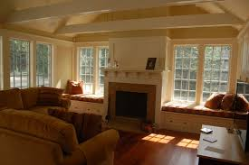 Awesome Family Room Pictures Ideas As Regards Seating Bench - Family room window ideas