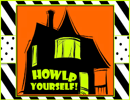 happy halloween free clip art free printable help yourself halloween sign