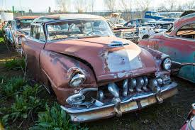 old muscle cars this colorado parts yard has been collecting classic cars for