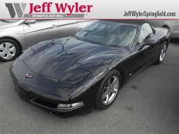 1999 chevrolet corvette convertible used 1999 chevrolet corvette for sale florence ky
