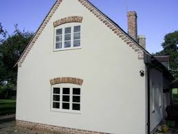Painting Masonry Exterior - keim paint in uk traditional painter