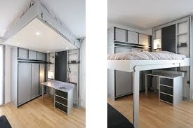 une chambre modulable
