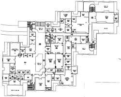 guerrieri student union map floor 2