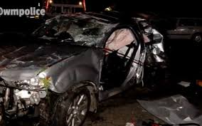 grieving mother releases fatal car crash footage to highlight