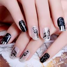 new arrival 3d nail sticker decorative sticker acrylic uv cute