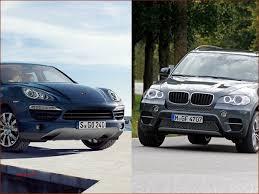 porsche cayenne vs bmw x5 luxury porsche cayenne diesel vs bmw x5 35d car