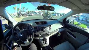 2014 Honda Cr V Ex Interior 2014 Honda Cr V Ex L Awd Pov Test Drive Polished Metal Youtube