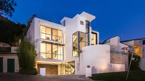 home of the day polished modern showplace above sunset strip la