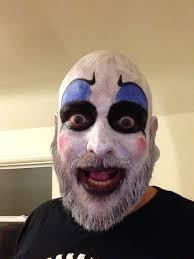 captain spaulding costume captain spaulding makeup imgur