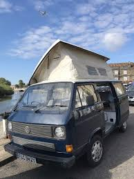volkswagen 2017 campervan vw t25 campervan with refurbed engine 2017 1 9 petrol right