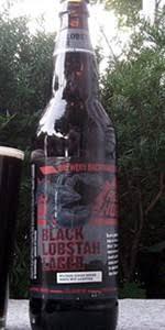 Backyard Series Brewery Backyard Series Black Lobstah Lager Redhook Ale Brewery