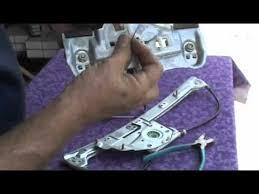 2003 cadillac cts window regulator rebuild repair window regulator