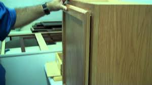 Kitchen Cabinet Door Repair by How To Adjust A Twisted Or Warped Door Mp4 Youtube