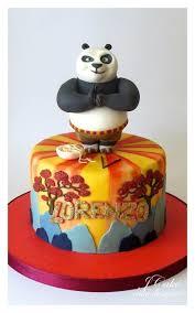 kung fu panda cakes kung fu panda cake ideas u2013 crustncakes