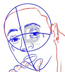 how to draw lil wayne step by step drawing guide by darkonator