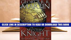 download full the mystery knight a graphic novel read book