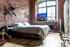 chambre style loft chambre style loft industriel maison design bahbe com