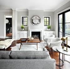 deco avec canapé gris déco salon deco salon blanc avec un canapé gris superbes