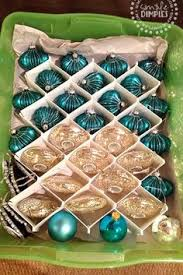 Christmas Ornament Storage On Sale by Red Christmas Ornament Storage Box Christmas Ornament Storage