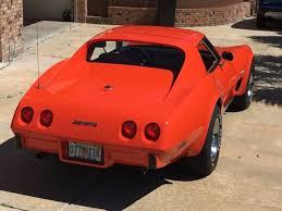 1976 corvette body off frame restoration mint condition hugger